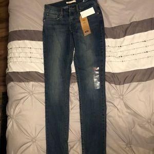 Brand New Levi's Skinny Jeans